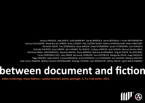 Between Document and Fiction